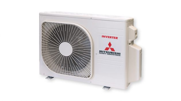 mitsubishi heavy industries multi split system outdoor unit
