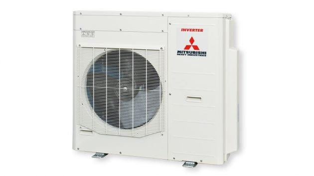 mitsubishi heavy industries multi split system outdoor unit