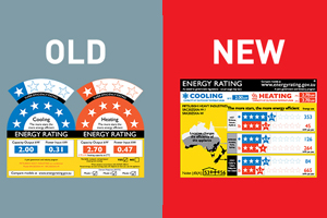 understanding new zoned energy rating labels for air conditioners