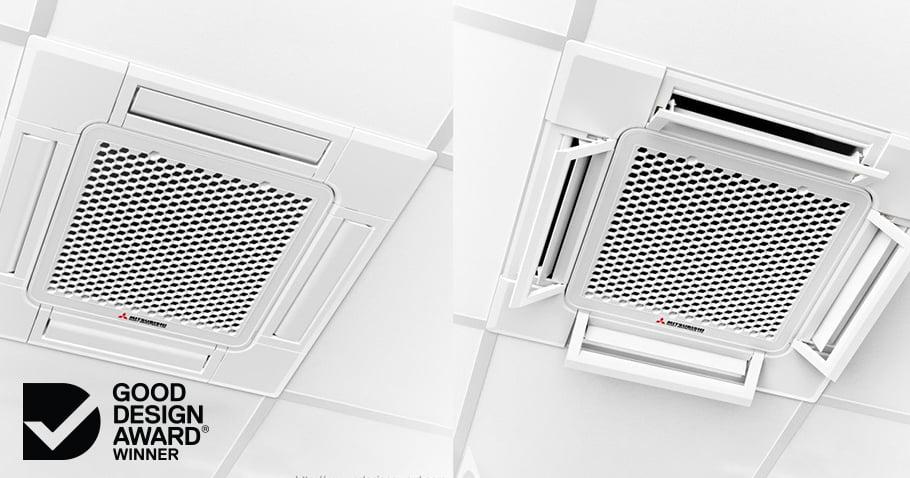 aust good design award fdtc ceiling cassette