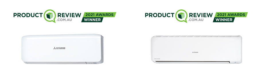 productreview awards split system avanti bronte