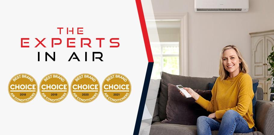 choice best brand air conditioner 2021